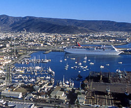 Marinas in Ensenada Mexico